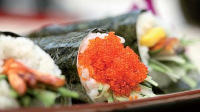 Japans restaurant Tokyo
